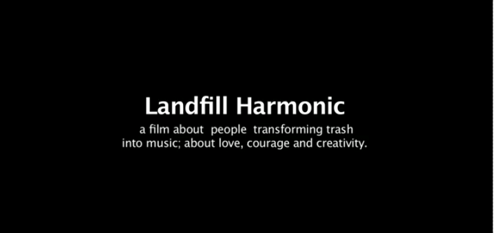 Land FillHarmonic Orchestra | Community living on Landfill Create Joy with Musical Instruments Made from Trash  | (5/6)