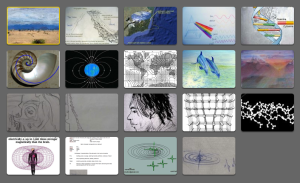 Thumbnails of eBook via Carbonmade: Adora & Vitali: A Spin on the Matter of Motion