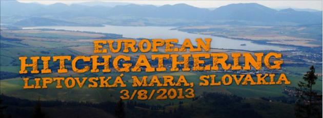 European Hitchgathering Slovakia 2013