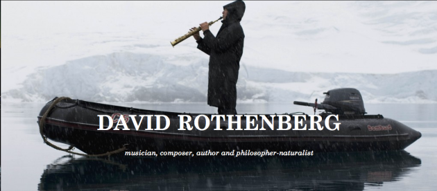 David Rothenberg music of nature