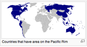 Pacific Rim Countries