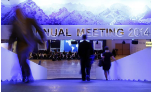 World Economic Forum 2014 Davos