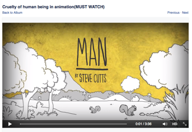 Man, animation, Steve Cutts