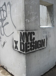 NYC X Design, chairs, Cooper Union Sq.
