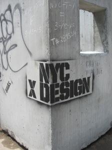 NYC X Design, chairs, Cooper Union Sq.