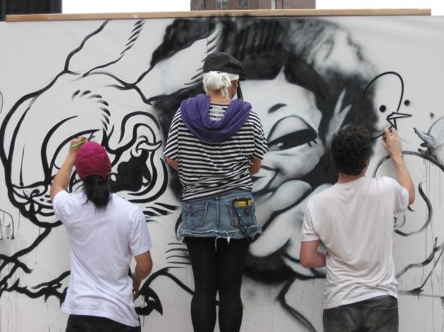 Graffiti competition