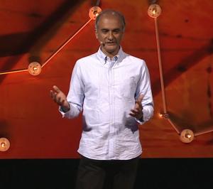 Pico Iyer, TEDTalk, Identity