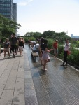 highline water walkway