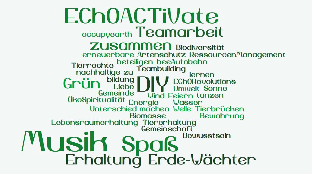 was EChOACTiVate ist
