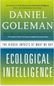 Daniel Goleman, Ecological Intelligence, Hidden Impacts, What We Buy