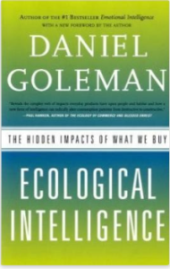 Daniel Goleman, Ecological Intelligence, Hidden Impacts, What We Buy