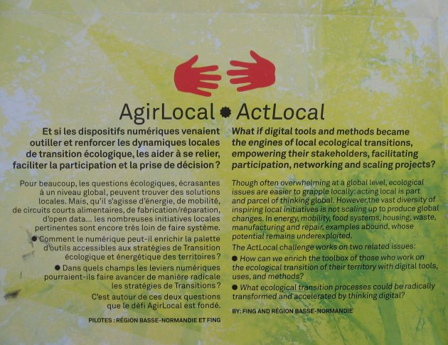 Agir Local, Act Local