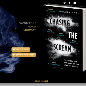 """Chasing the Scream, Joann Hari"