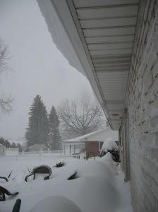 2.5 feet, snow, Pennsylvania