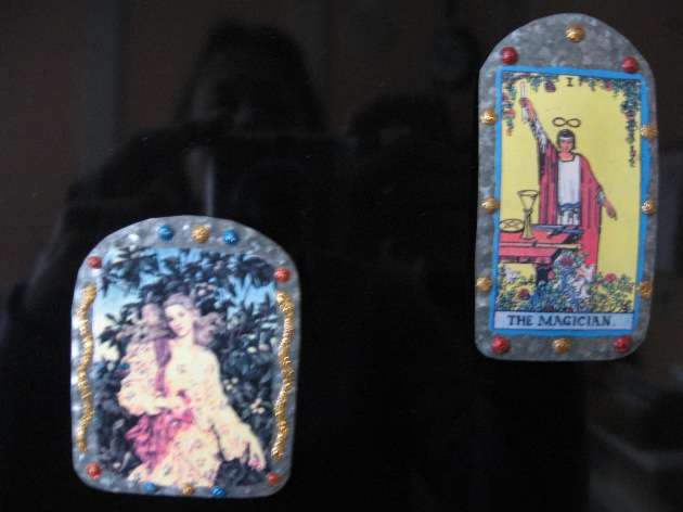 Magical Magnets handcrafted by Betsy Pierce