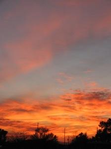 Solitude, Serenity, Sonoran, Sunset, Feb. 20th 2016