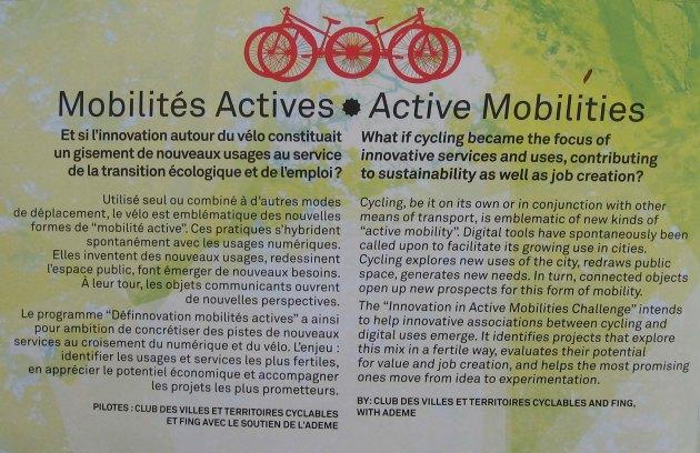 mobilités actives
