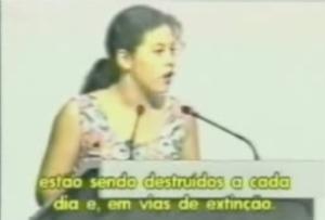 Severn Suzuki, Rio De Janeiro, Earth Summit 1992