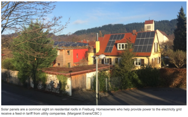 Freiburg, Germany, 100 % renewable, green energy revolution