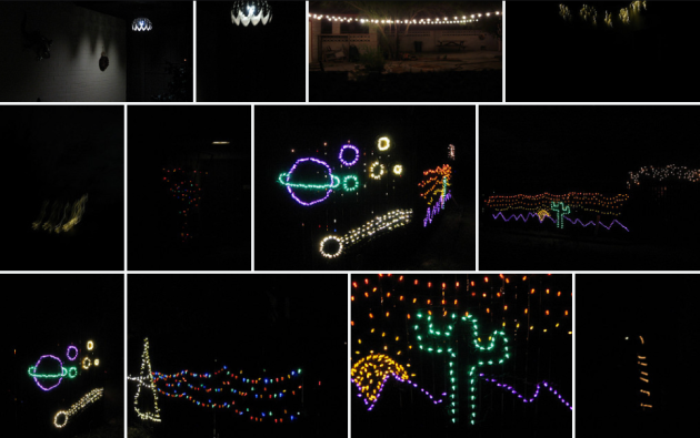 Tucson Christmas lights flickr link