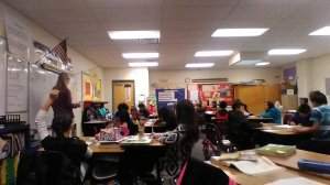 fourth grade class