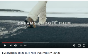Prince Ea, Everybody Dies but not Everybody Lives