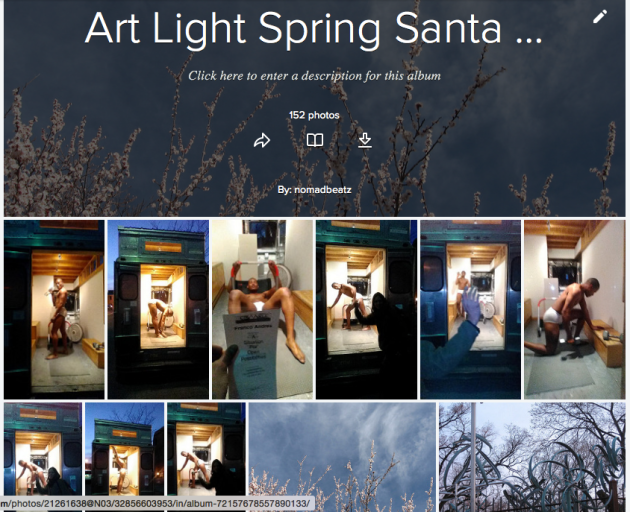 Art, Light, Spring, Santa Fe, New Mexico_1