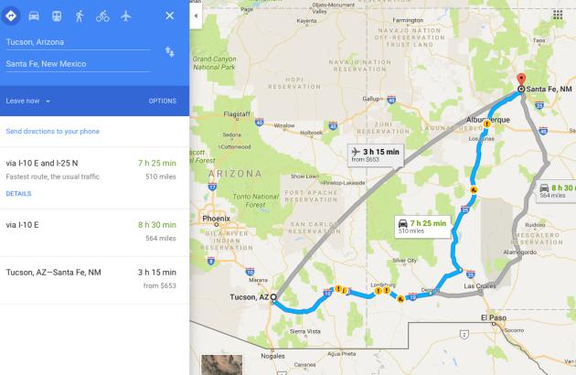 hitching, Tucson, AZ , Santa Fe, NM