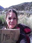 Carol Keiter, blogger, selfie, hitch, skiing, aos