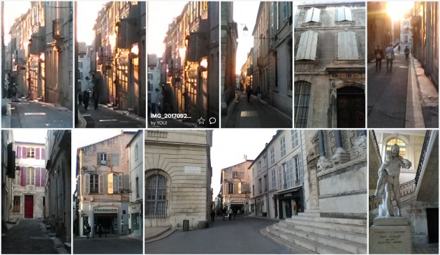 Arles, France, Nice, hitchabout