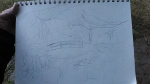 bridge 1st sketch