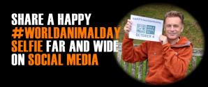 Share a Happy World Animal Day