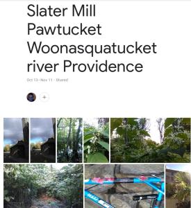 Slater Mill Pawtucket Woonasquatucket river, Providence