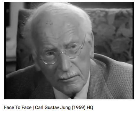 face to face, Carl Gustav Jung, 1959 interview, student of Sigmund Freud