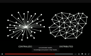 Kate Raworth Economy Distributed vs. Centralized