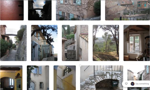 Ventabren, workaway, Provence, France