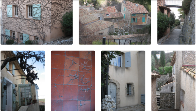 workaway in Ventabren, France, Provence, art, architecture