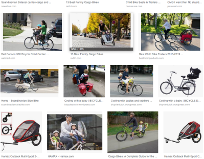 Child Bicycle Carriers Scandinavia
