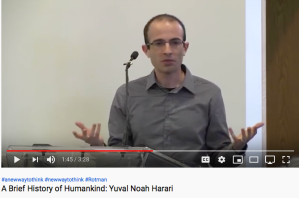 A Brief History of Humankind, Yuval Noah Harari