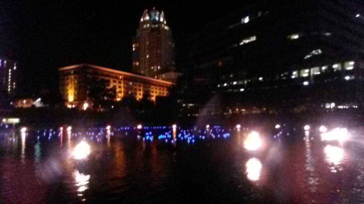 Providence, Rhode Island WaterFire