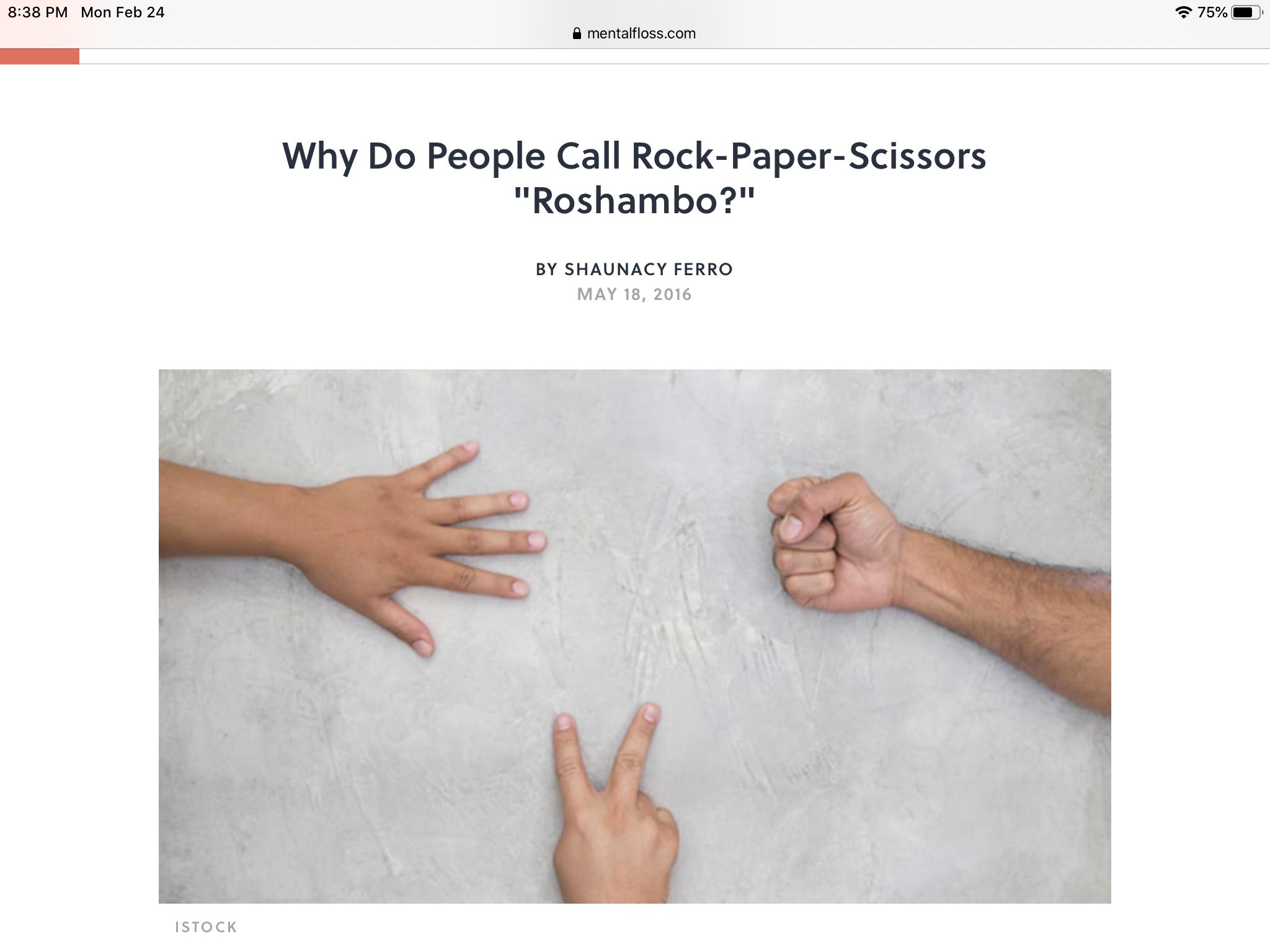 Rock, Paper, Scissors, stein papier, scherer, Rochambeau, roshambo