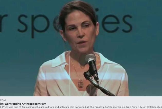 Confronting Anthropocentrism, Eileen Crist